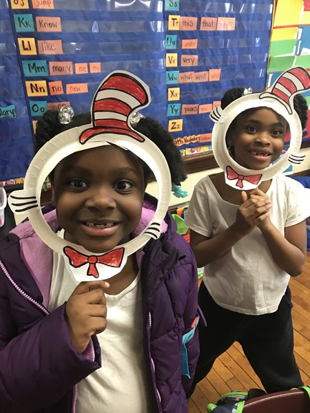 Cat in the Hat Faces!